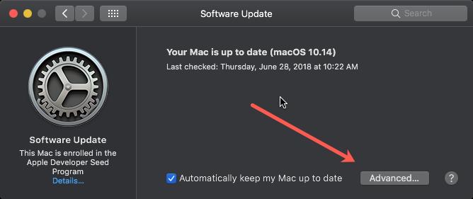 Update Window