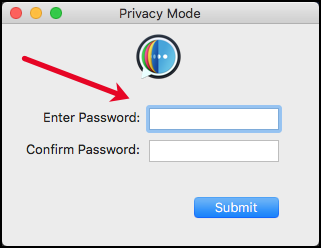 Password Confirm