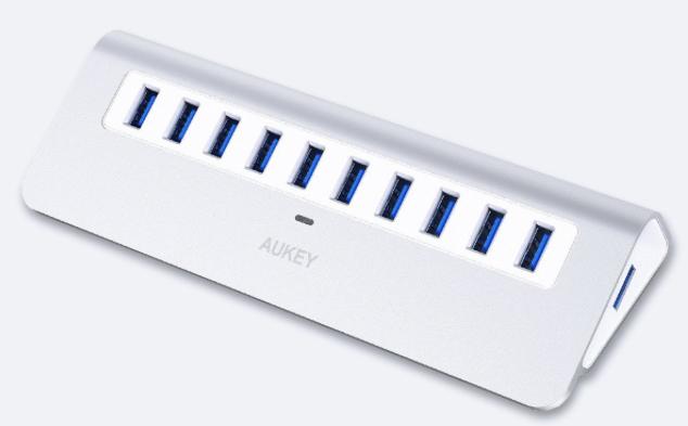 Aukey Hub