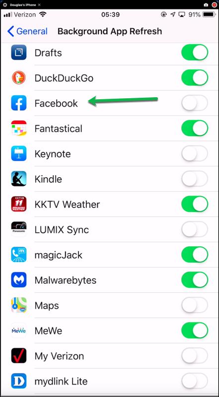 App Refresh